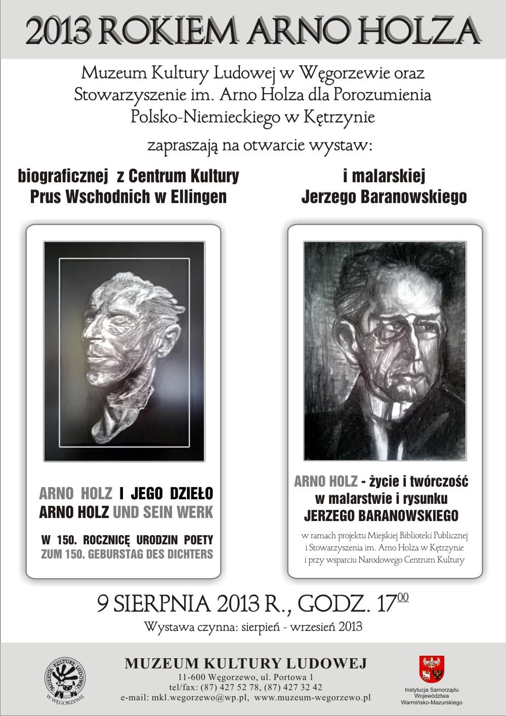 Plakat Auno Holz