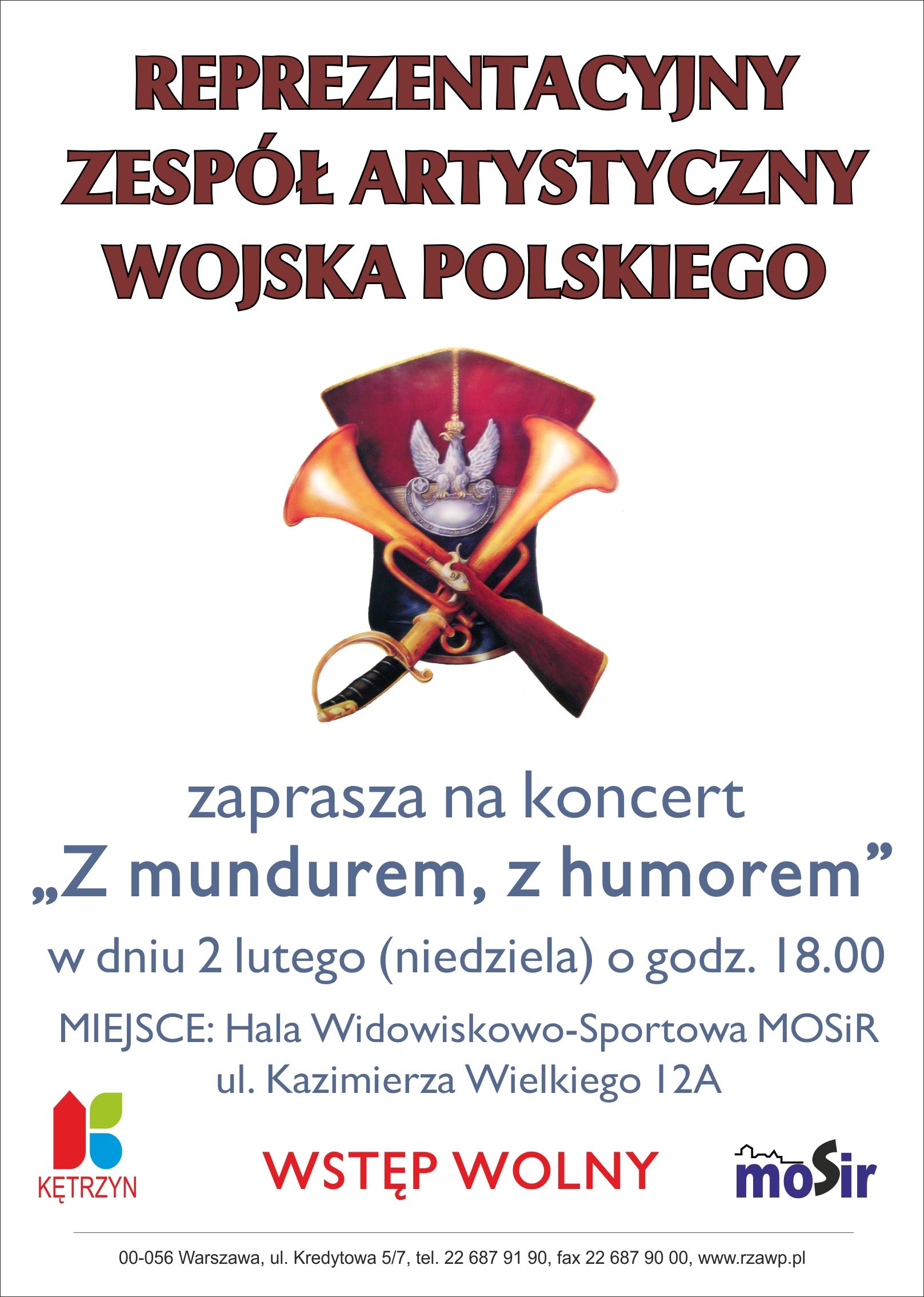 zespol artystyczny wojska polskiego