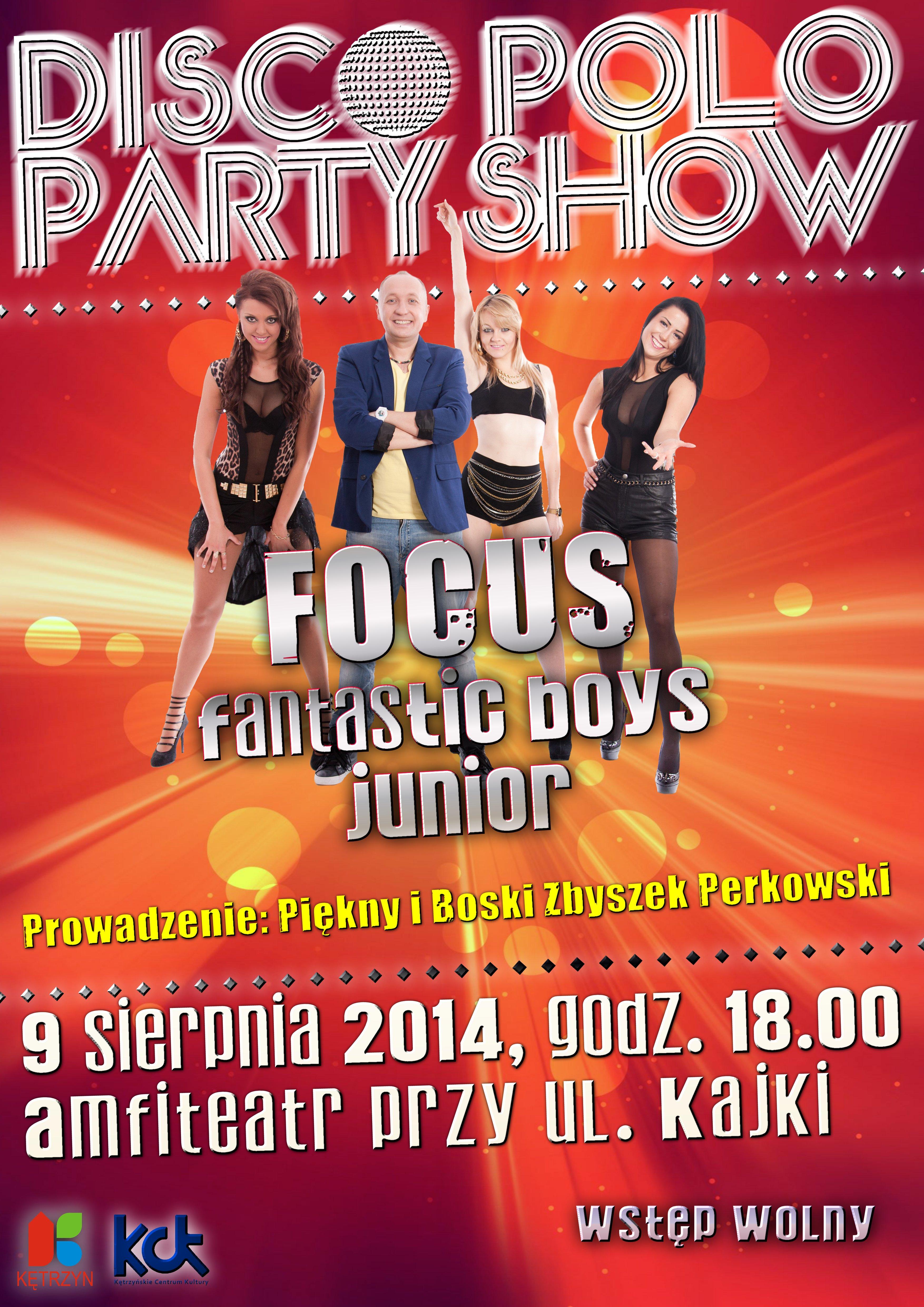 disco polo party show 2014