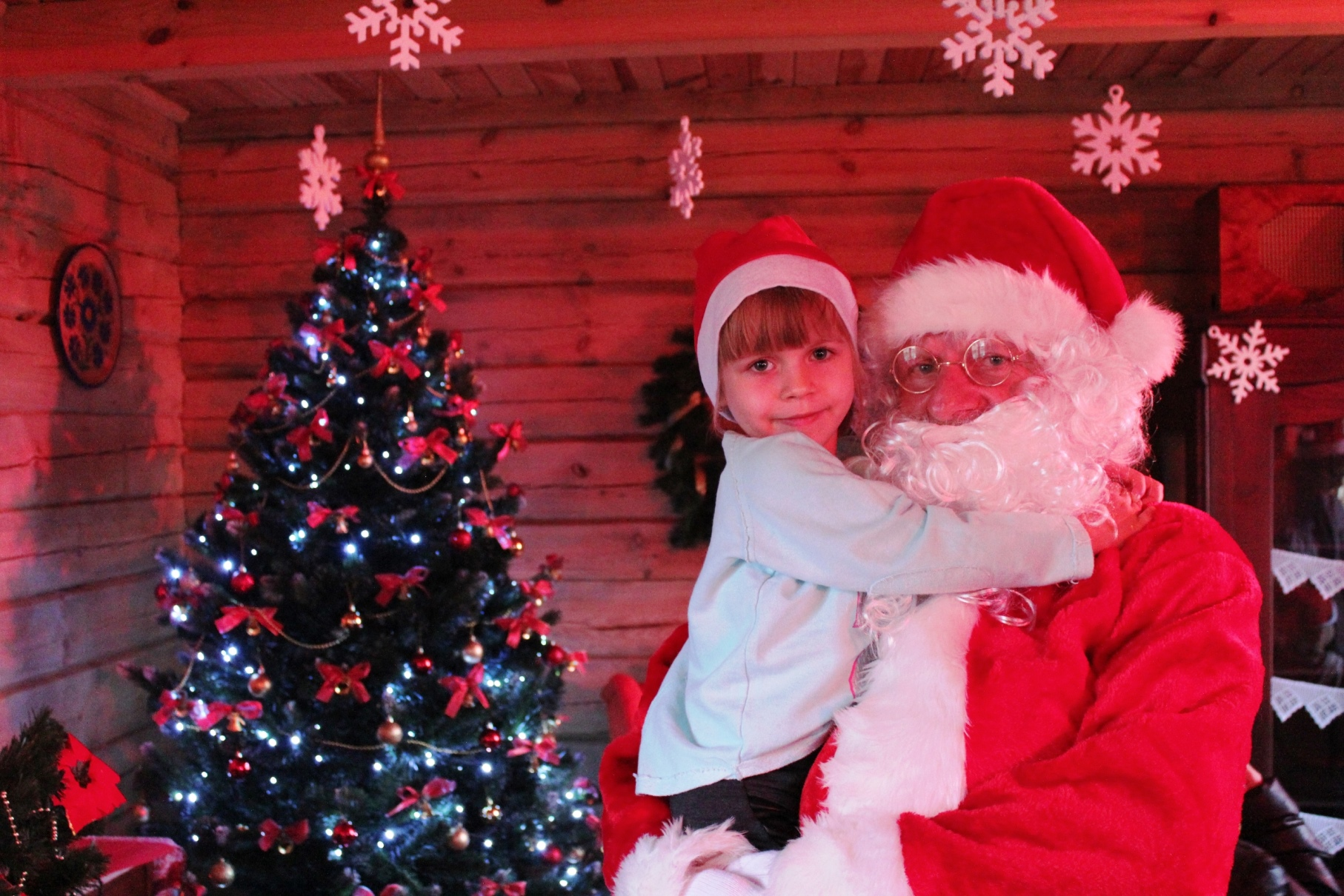 Święty Mikołaj powraca na Mazury!