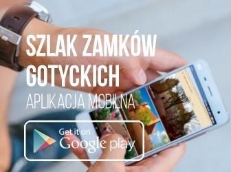 Szlakiem Zamków Gotyckich – Aplikacja Mobilna