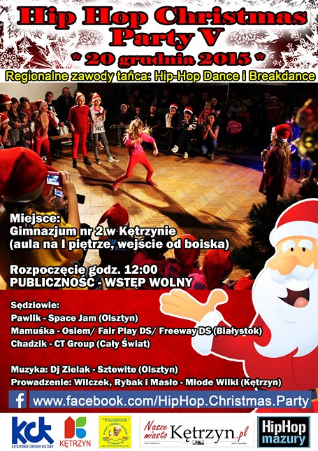 Hip Hop Christmas Party V