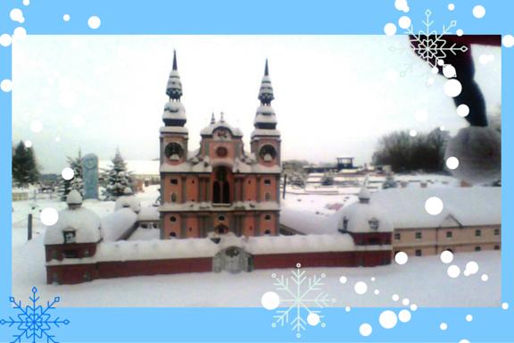 Zima w Mazurolandii