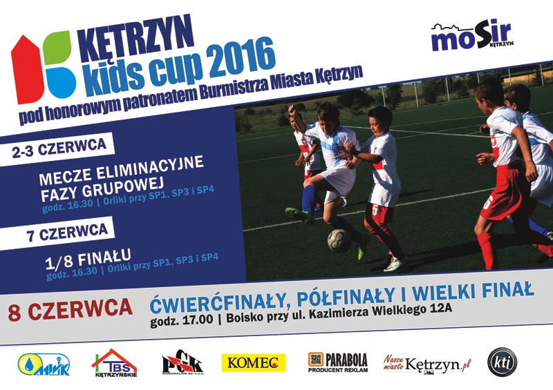 kętrzyn kids cup 2016 new media mini