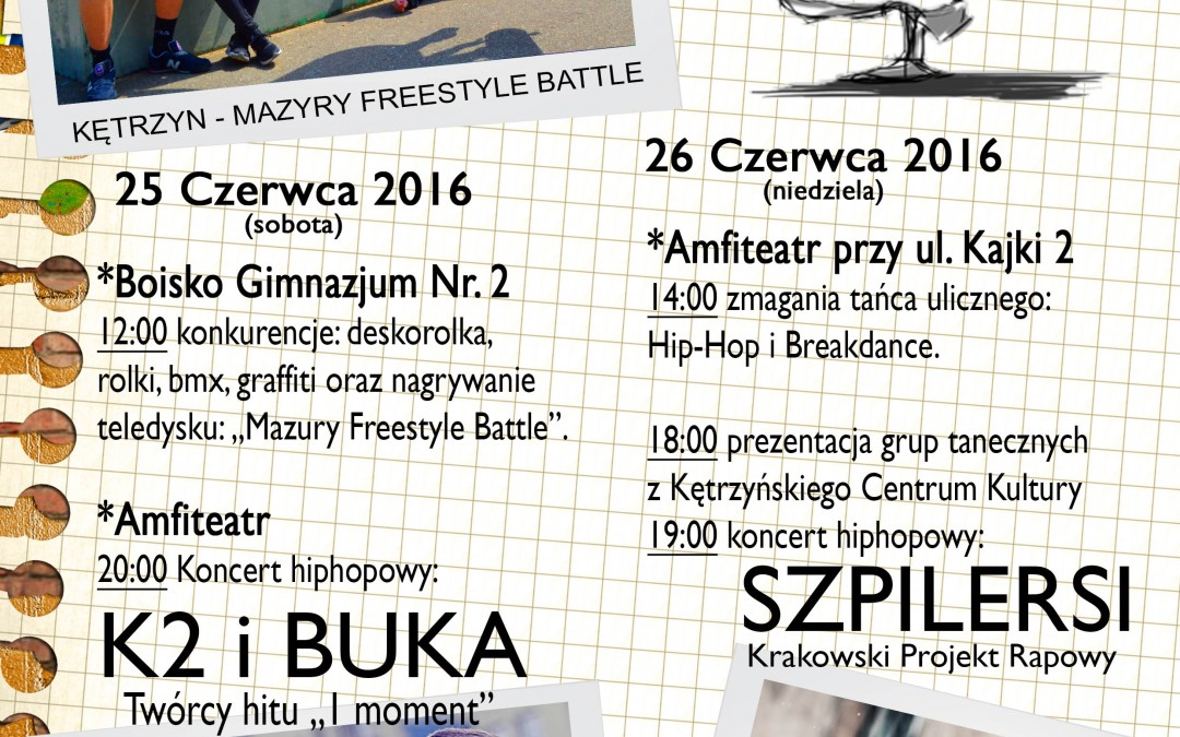 Mazury Freestyle Battle 2016