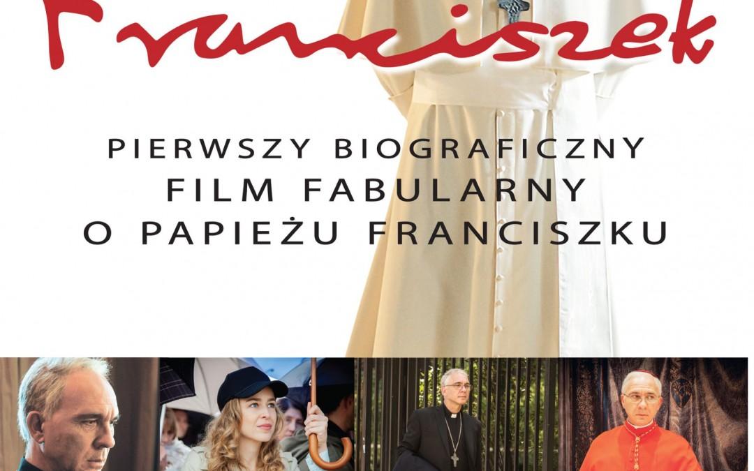 FRANCISZEK Pierwszy Biograficzny film fabularny o Papieżu Franciszku