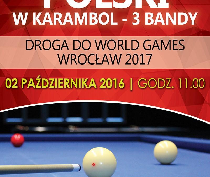 Grand Prix Polski (4) w Karambol – 3 bandy
