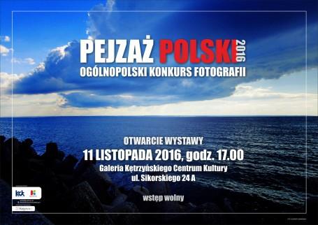 """Konkursu fotograficzny """"PEJZAŻ POLSKI"""""""