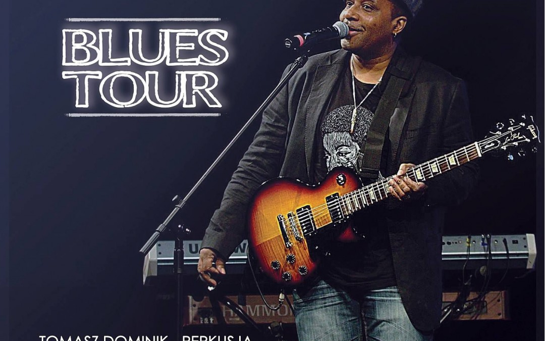 Vince Agwada – Blues Tour