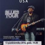 Vince Agwada - Blues Tour
