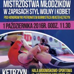 Międzywojewódzkie Mistrzostwa w Zapasach w Stylu Wolnym i Kobiet