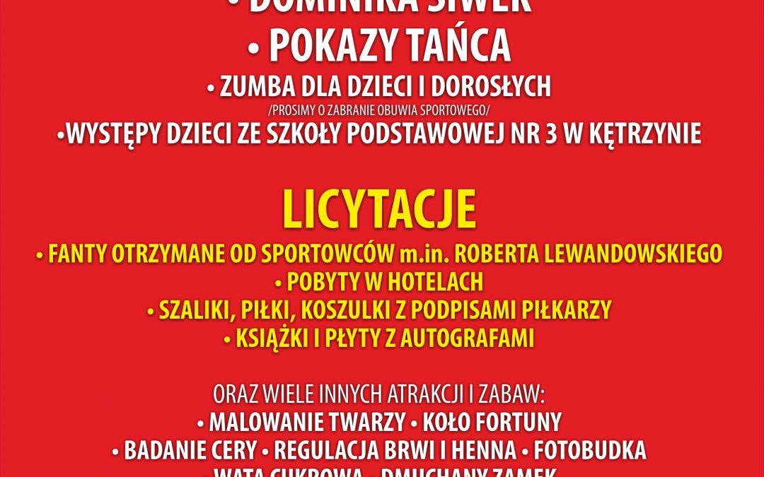 """Koncert charytatywny- """"GRAMY BY OBUDZIĆ GOSIĘ"""""""