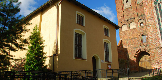 Kościół ewangelicki w Kętrzynie