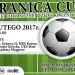 Turniej Piłki Nożnej Dzieci - Granica Cup - rocznik 2010