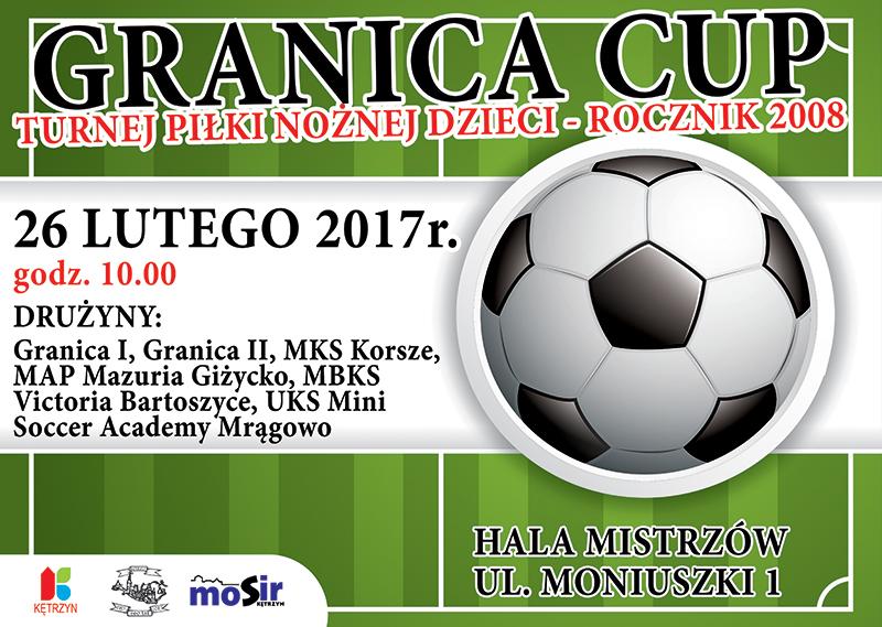 Granica Cup – Rocznik 2008