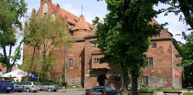 Ordensburg Kętrzyn