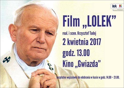 Film LOLEK – dokument o życiu Karola Wojtyły