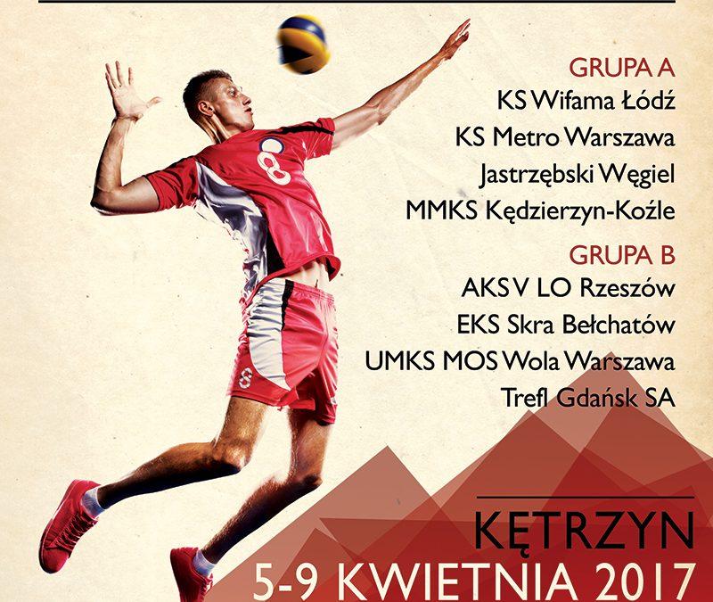 Finał Mistrzostw Polski Juniorów w Piłce Siatkowej