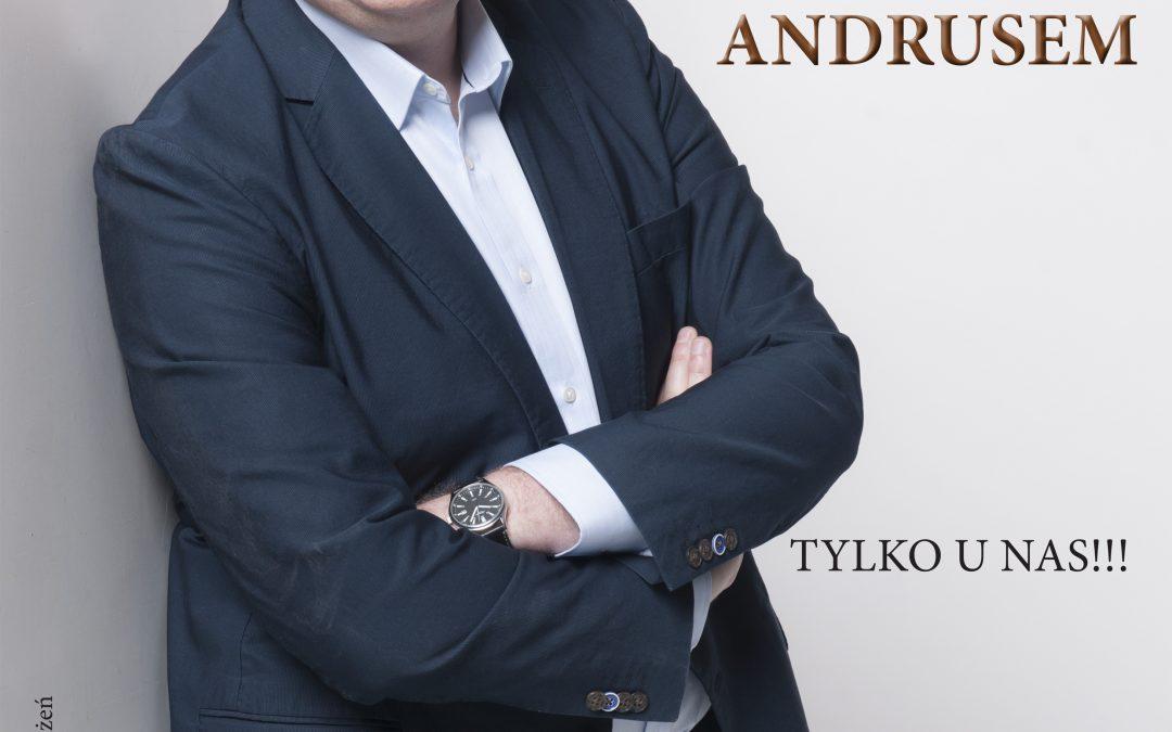 Spotkanie z Arturem Andrusem 3.11.2017 godz. 17.00