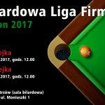 Bilardowa Liga Firm sezon 2017