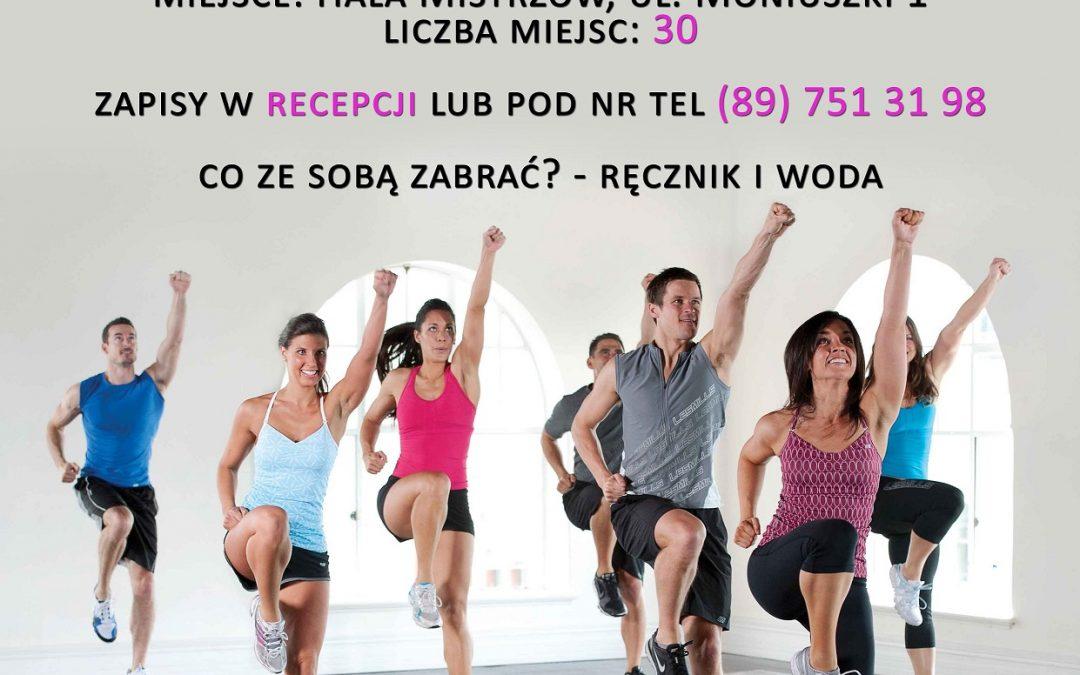 Maraton Fitness 22.10.2017 godz. 10.00