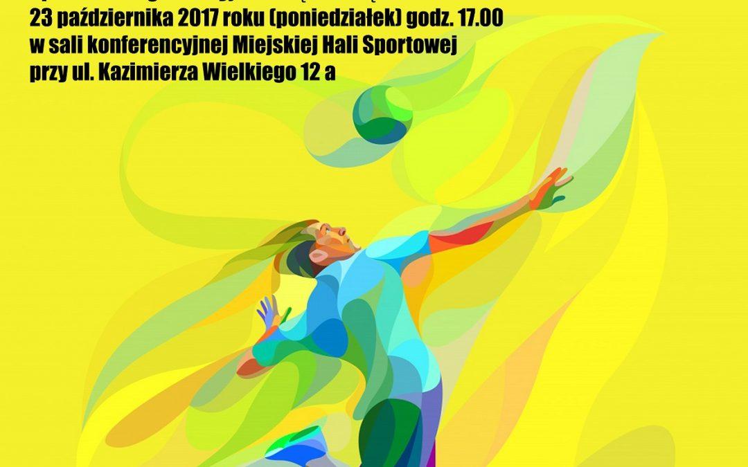 Amatorskie Rozgrywki Kętrzyńskiej Ligi Piłki Siatkowej Mężczyzn 23.10.2017 godz.17.00