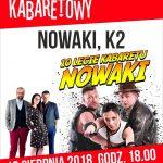 """""""KĘTRZYŃSKI WIECZÓR KABARETOWY"""" 18.08.2018 18:00"""