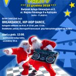Hip-Hop Christmas Party 22.12.2018 11:00