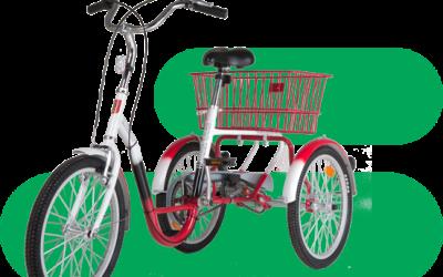 Wypożyczalnia rowerów trójkołowych rehabilitacyjnych