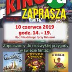 Samochodowe Kino 7D 10.06.2019 14:00