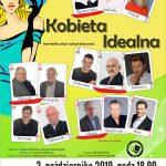 """""""Kobieta idealna"""" 3.10.2019 18:00"""