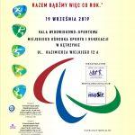 V Paraolimpiada Osób Niepełnosprawnych 19.09.2019r.