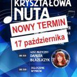 XVI OGÓLNOPOLSKI PRZEGLĄD PIOSENKI KRYSZTAŁOWA NUTA 17.10.2020