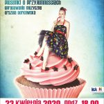"""Spektakl """"Kobieta do zjedzenia"""" 23.04.2020 MAGDALENA SMALARA"""